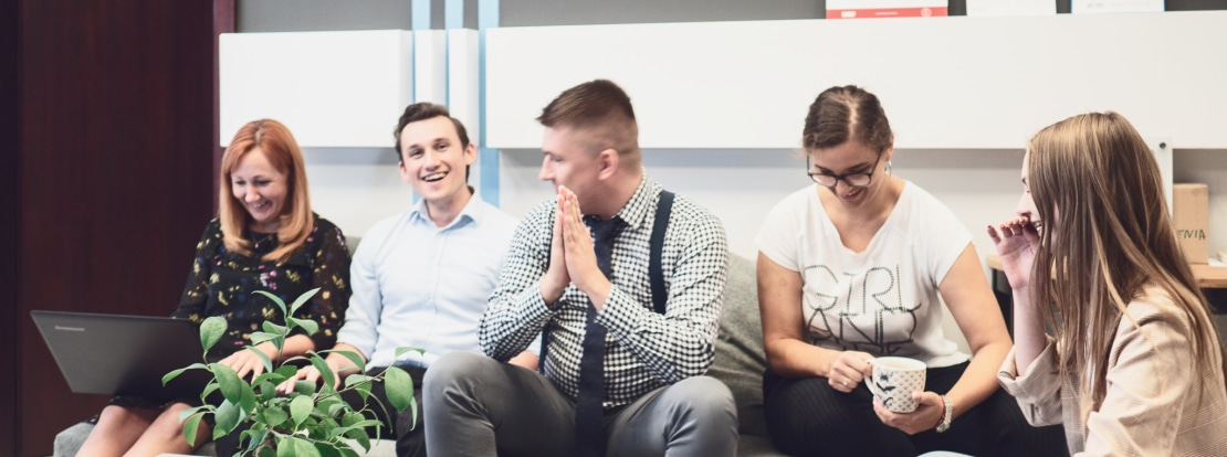 InStream Group - kariera, oferty pracy - zespół