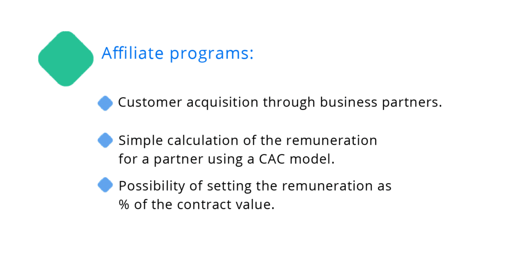 Affiliate program - an interesting and beneficial method of acquiring customers