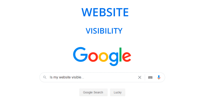 Lead generation—website visibility